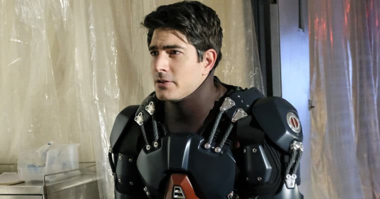 Why did Brandon Routh leave Legends of Tomorrow? 11