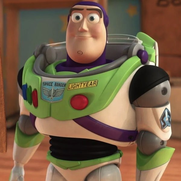 Who voices Buzz Lightyear? 18