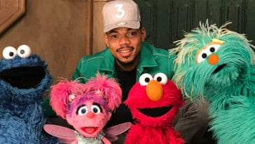 Chance the Rapper is in talks to join Anne Hathaway in Warner Bros.' Sesame Street movie 13