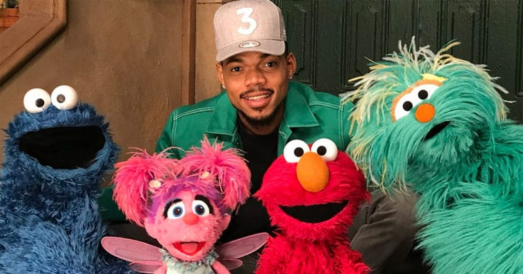 Chance the Rapper is in talks to join Anne Hathaway in Warner Bros.' Sesame Street movie 10