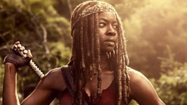 Why did Danai Gurira leave The Walking Dead? 22
