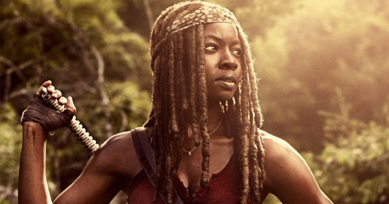 Why did Danai Gurira leave The Walking Dead? 12