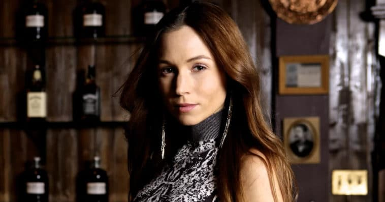 Wynonna Earp's Dominique Provost-Chalkley celebrates her birthday by coming out 10