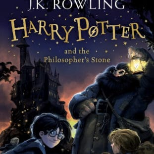 """Harry Potter and the Sorcerer's Stone"" by J.K. Rowling  