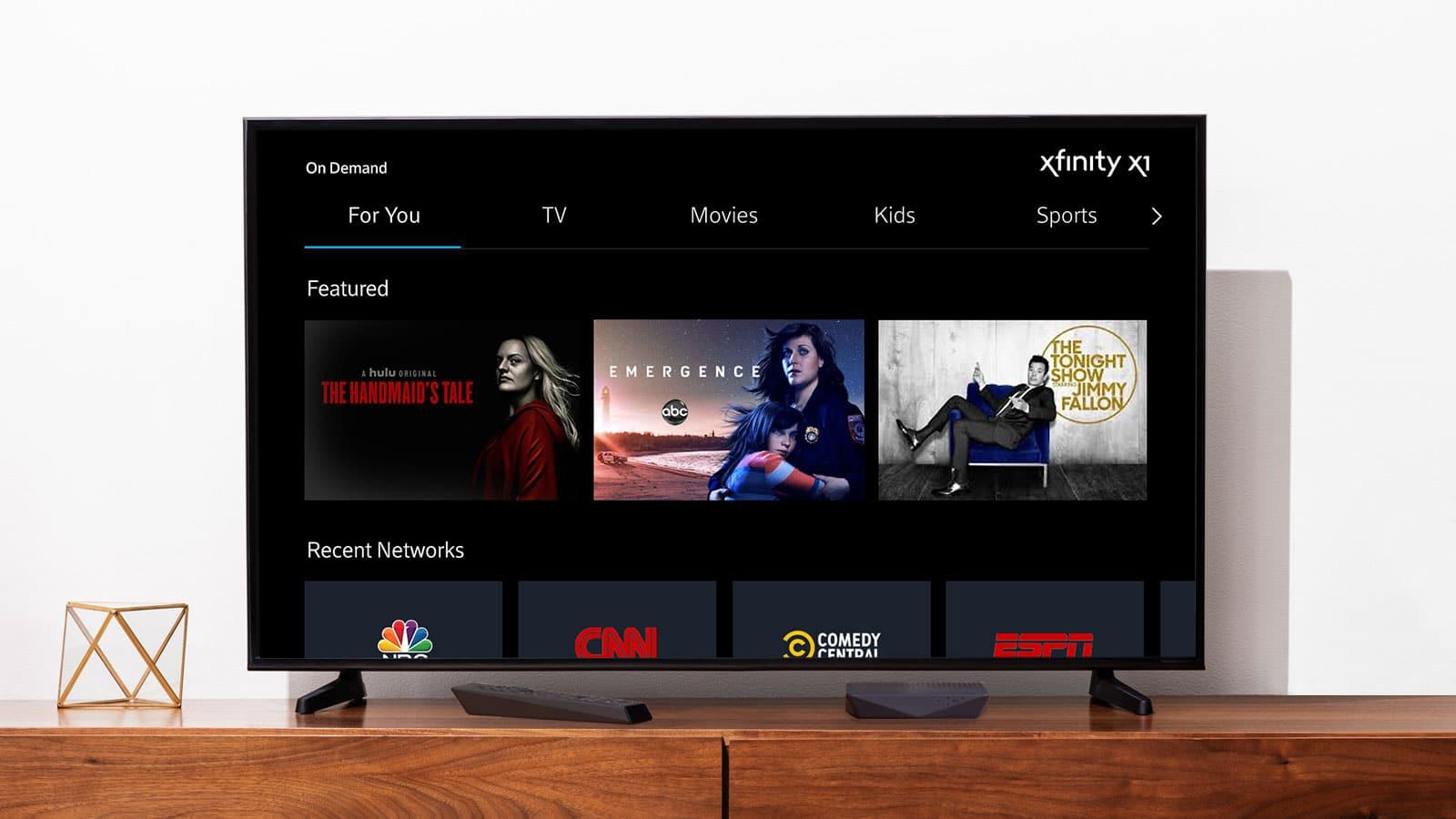Hulu On Xfinity X1