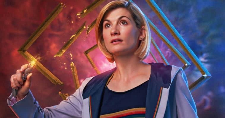 Doctor Who's Jodie Whittaker sends a message of hope to fans amid the COVID-19 pandemic 12