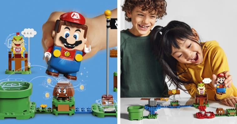 LEGO and Nintendo are bringing Super Mario to life with Bluetooth-powered sets and figures 20