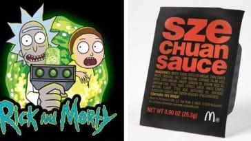 McDonald's Rick and Morty Szechuan sauce is coming to New Zealand 14