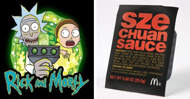 McDonald's Rick and Morty Szechuan sauce is coming to New Zealand 20