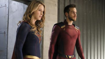Supergirl stars Melissa Benoist and Chris Wood are expecting their first child together 14