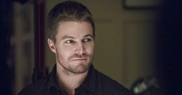Stephen Amell has no plans to come back to the Arrowverse 12