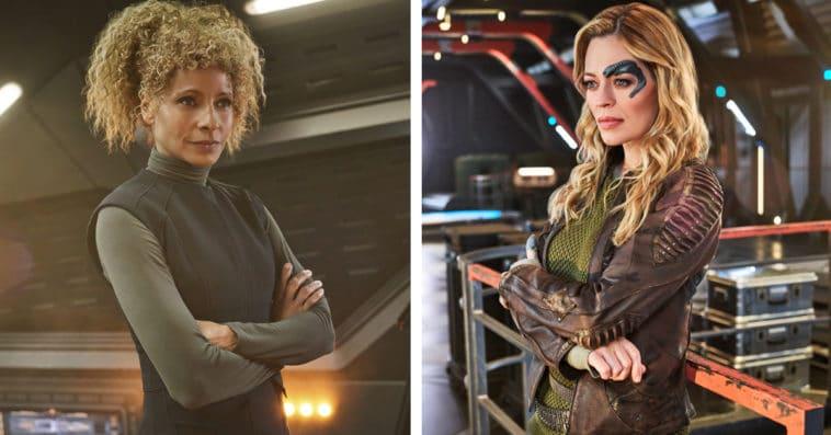 Star Trek: Picard Season 1 finale sets up a romance between Seven of Nine and Raffi 13