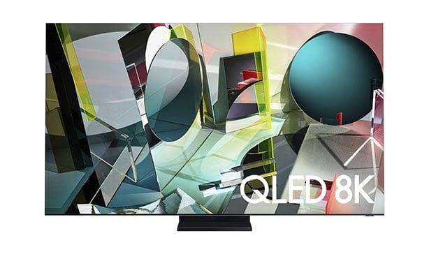 Samsung's 2020 QLED TV lineup includes a bezel-less TV 18