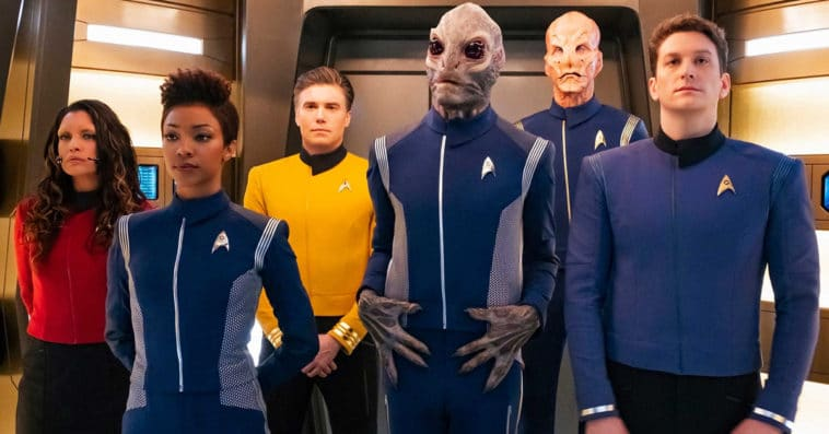 Star Trek: Discovery Season 3 release date may be pushed back due to the coronavirus 12