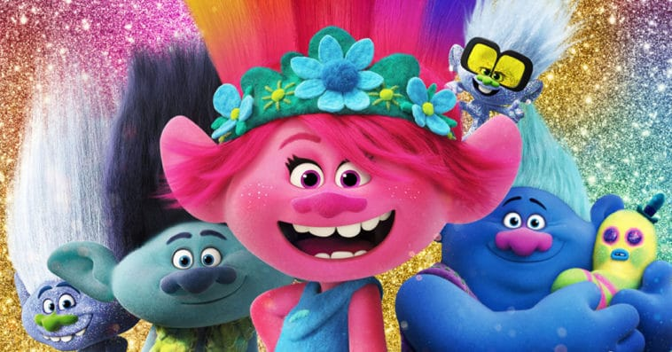 Trolls World Tour will be released on VOD on the same day of its theatrical debut 19