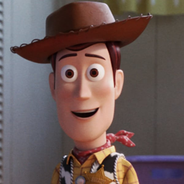 Who voices Woody? 20