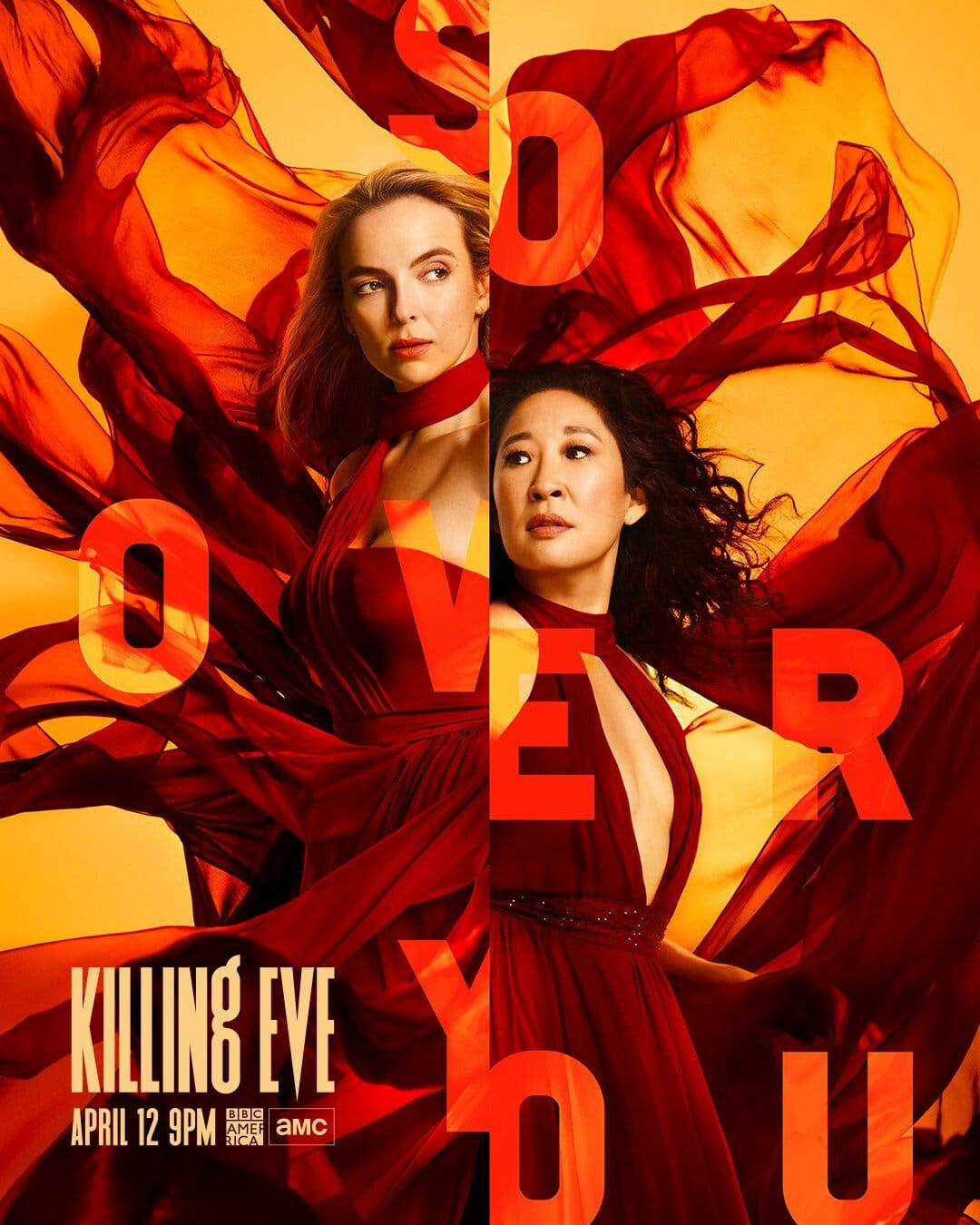 Killing Eve Season 3 gets its first official trailer and a new, earlier release date 12