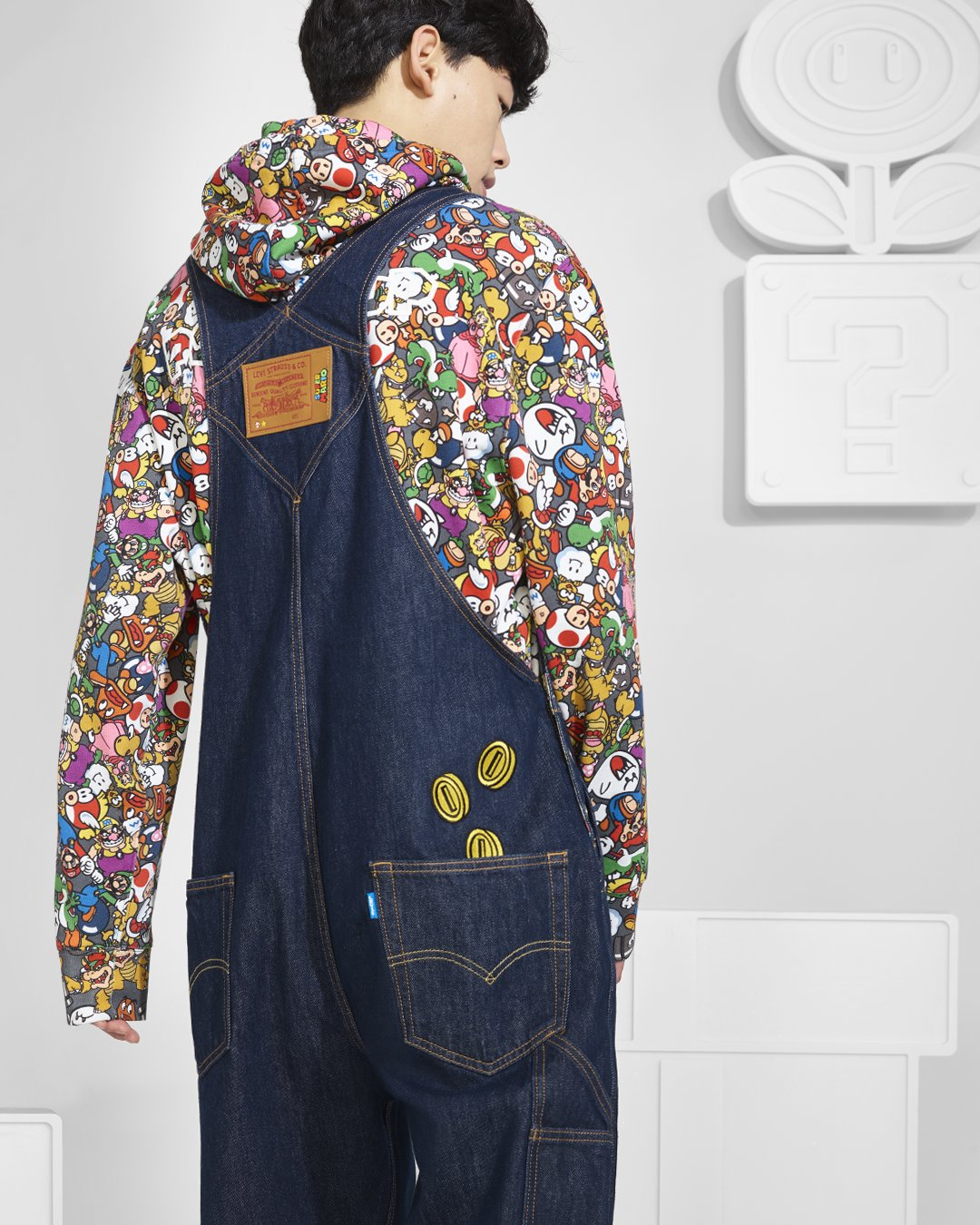 Levi's Nintendo collab includes awesome Super Mario overalls 14