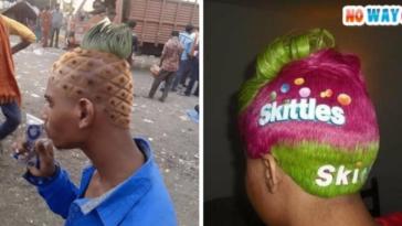World's worst hairstyles 16