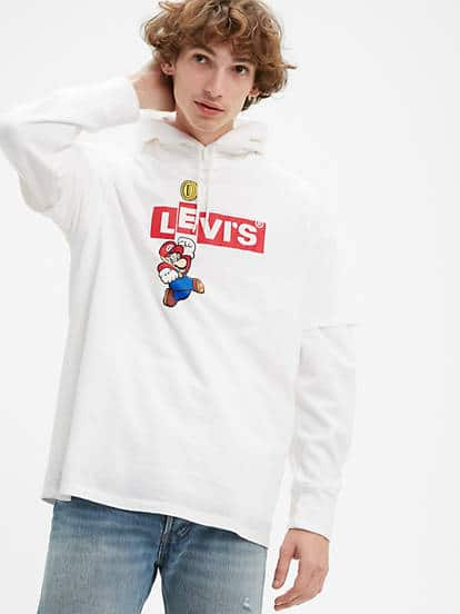 Levi's Super Mario collection is finally available and it's expected to sell out fast 21
