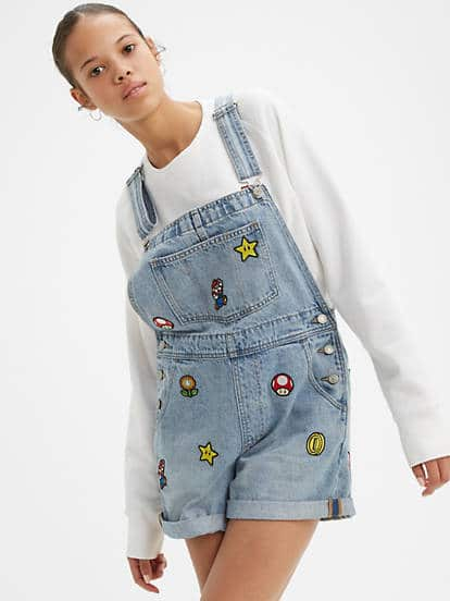 Levi's Super Mario collection is finally available and it's expected to sell out fast 19