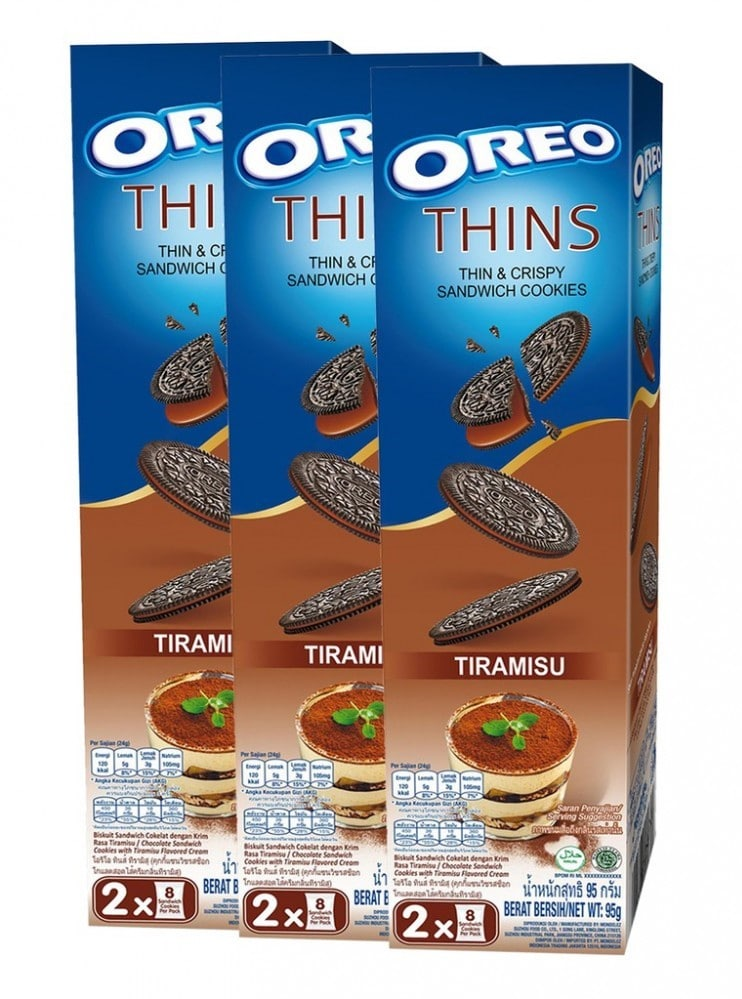 Tiramisu Oreos are finally here and they're divine 13