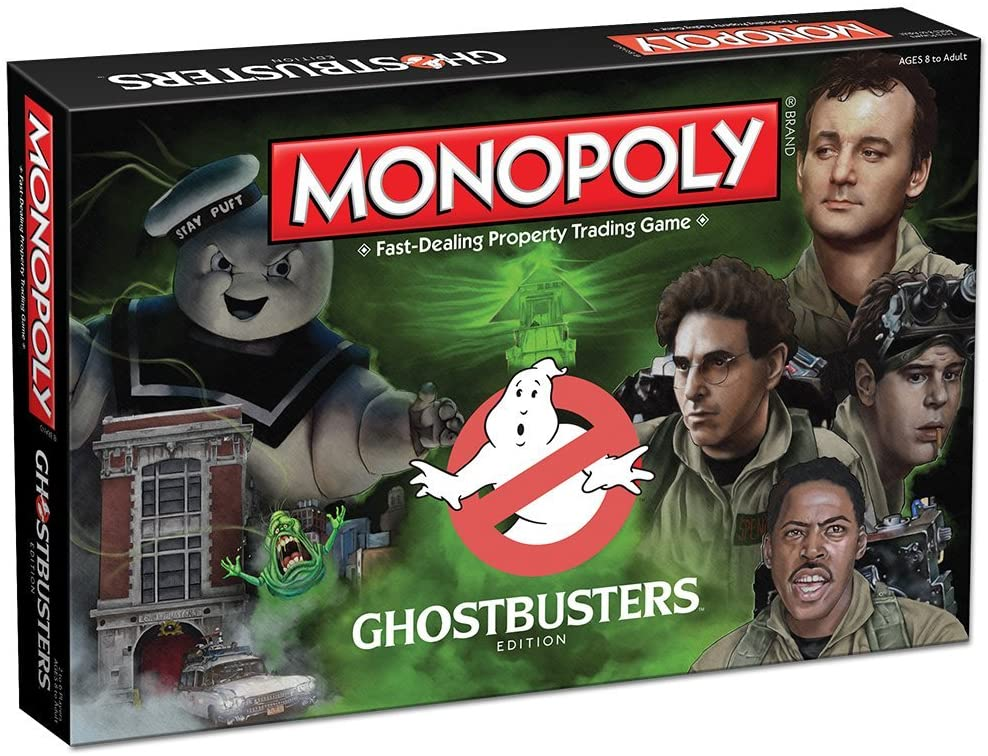 Monopoly: Ghostbusters Edition gets a new version from Hasbro 25