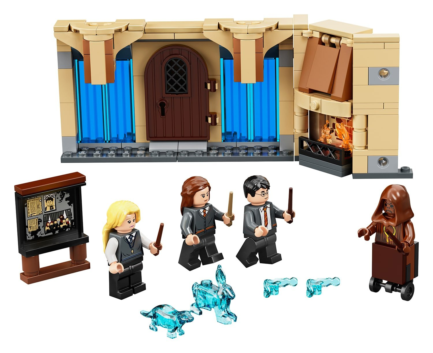 LEGO expands its Harry Potter collection with new Wizarding World playsets 12