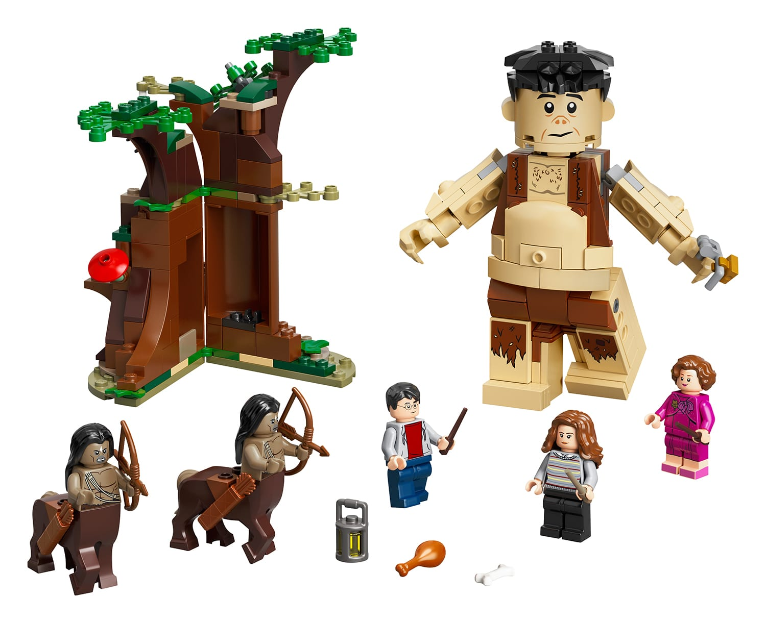 LEGO expands its Harry Potter collection with new Wizarding World playsets 13