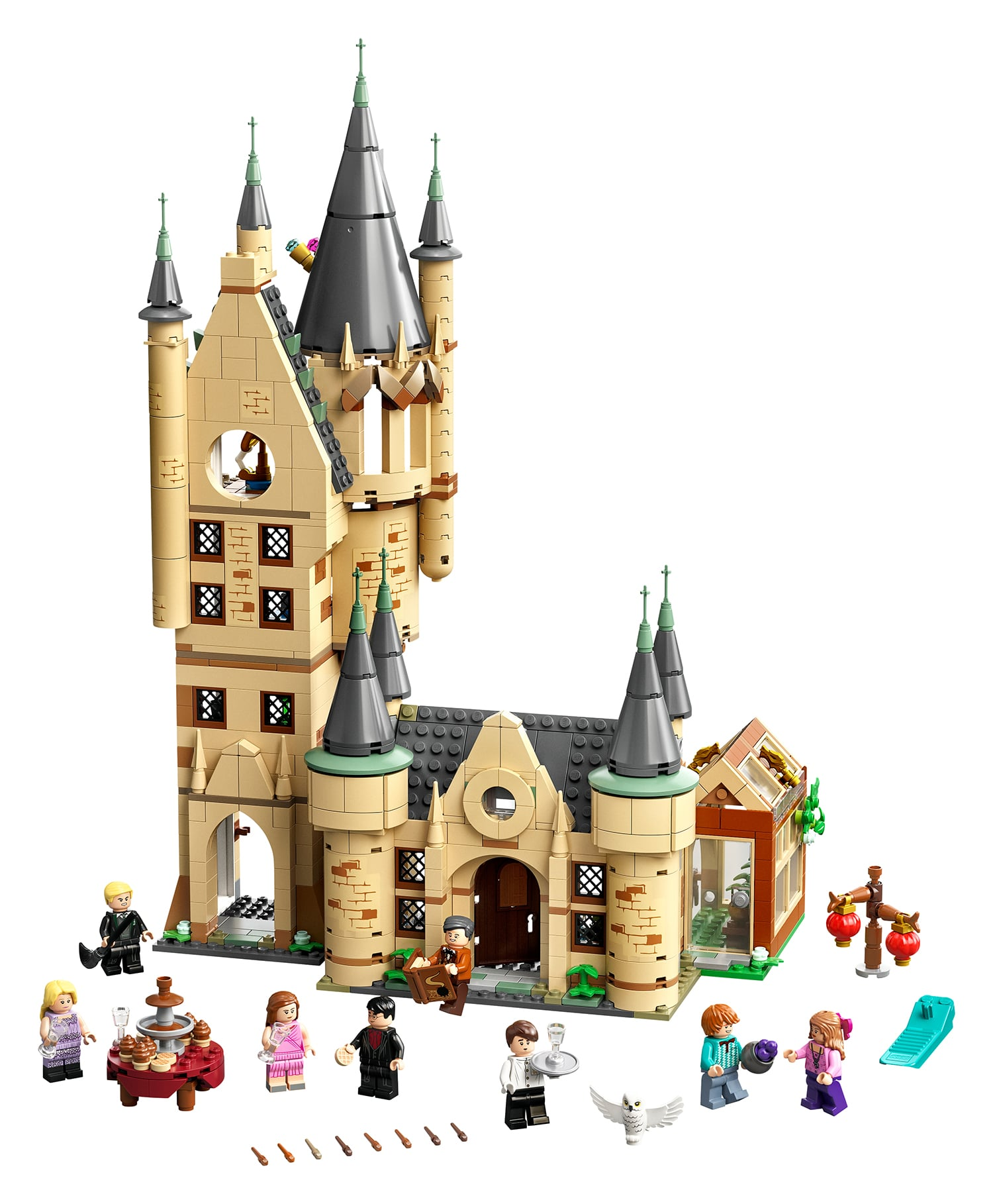 LEGO expands its Harry Potter collection with new Wizarding World playsets 14