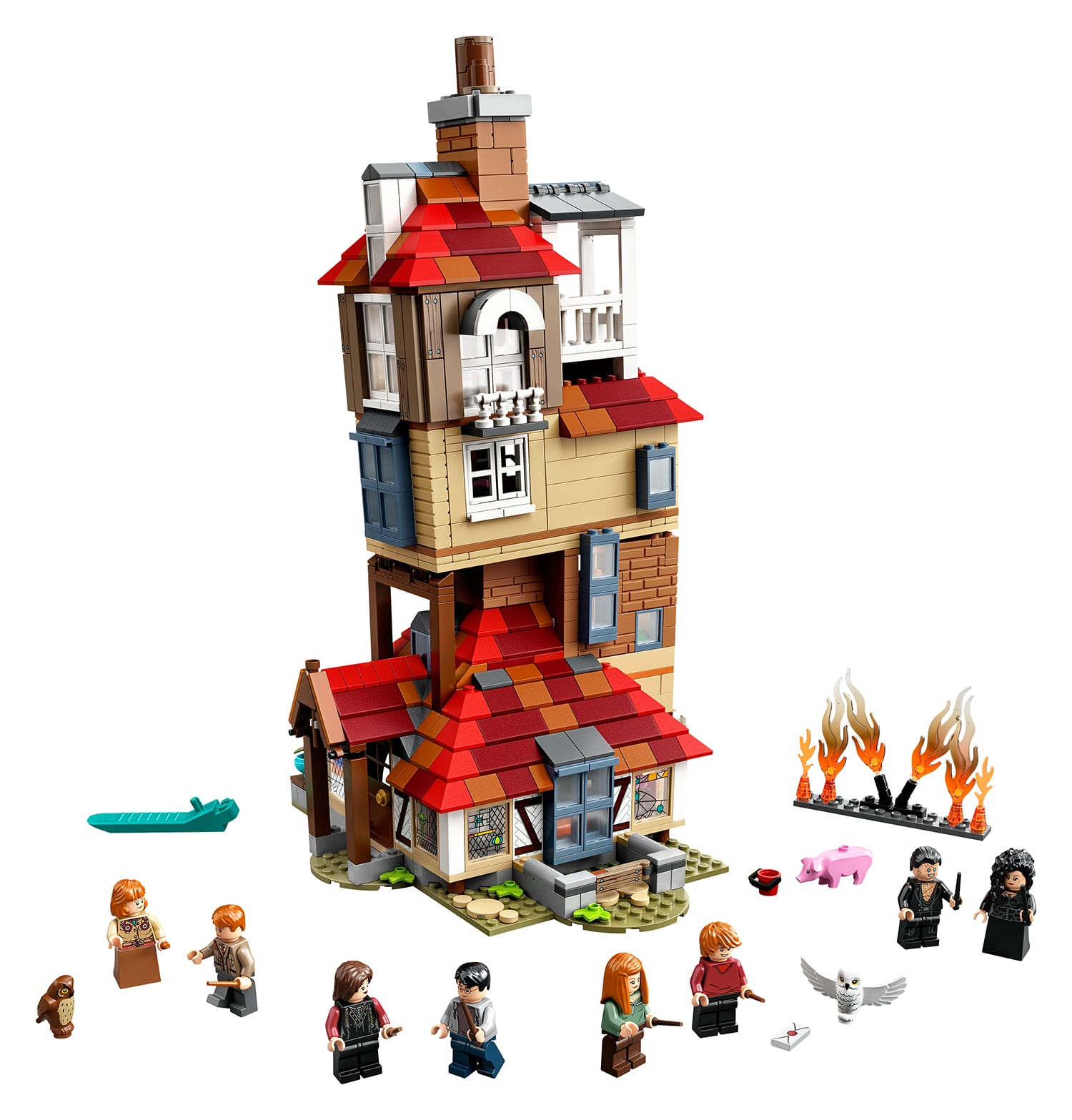 LEGO expands its Harry Potter collection with new Wizarding World playsets 17
