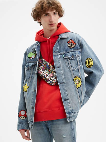Levi's Super Mario collection is finally available and it's expected to sell out fast 18