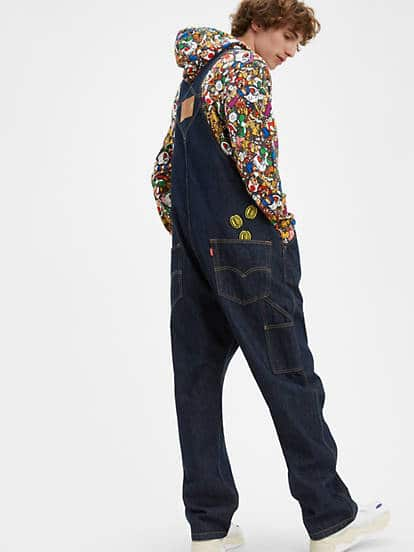 Levi's Super Mario collection is finally available and it's expected to sell out fast 20