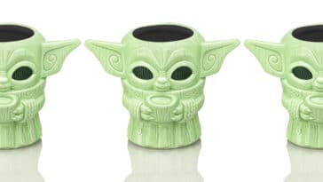 Baby Yoda Geeki Tikis mug is now available for pre-order 23