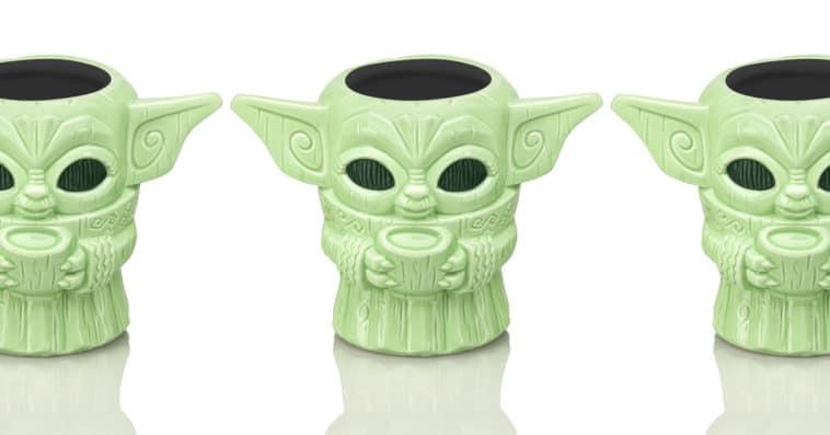 Baby Yoda Geeki Tikis mug is now available for pre-order 18