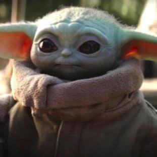 Baby Yoda 48