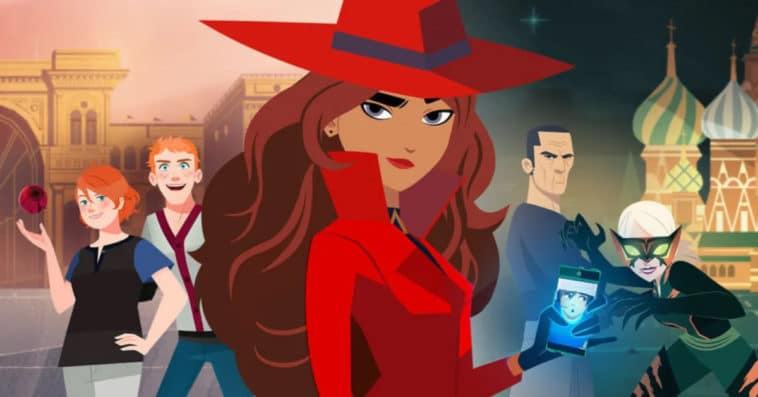 Has Carmen Sandiego been cancelled or renewed for Season 3? 14