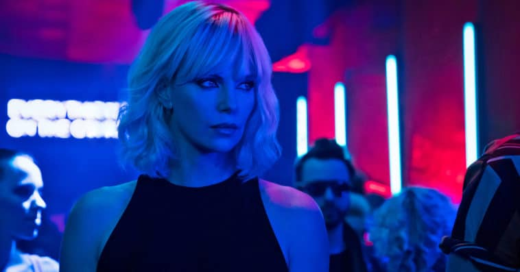 Atomic Blonde 2 is reportedly in the works at Netflix with Charlize Theron 12