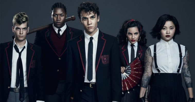 Deadly Class cancelled or renewed? There's no Season 2 coming to Syfy 11