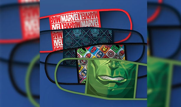 Disney releases Baby Yoda, Star Wars, Frozen and Marvel face masks 15