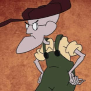 Eustace Bagge 105