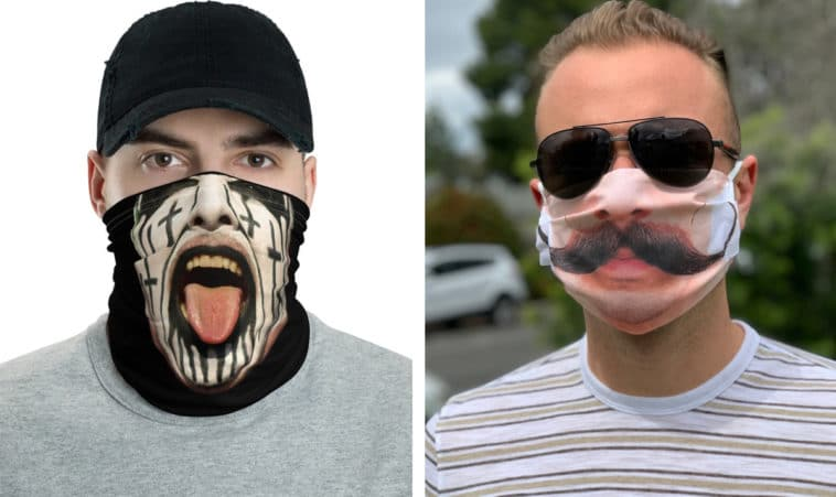 Hilarious face masks to wear during lock down and beyond 11