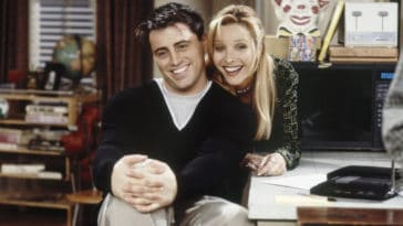 Friends' Joey and Phoebe almost became long-term hookup partners 13