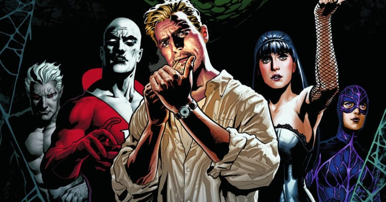 A Justice League Dark series from J.J. Abrams is coming to HBO Max 15