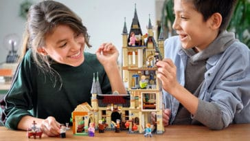 LEGO expands its Harry Potter collection with new Wizarding World playsets 15