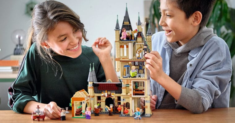 LEGO expands its Harry Potter collection with new Wizarding World playsets 11