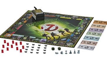 Monopoly: Ghostbusters Edition gets a new version from Hasbro 13