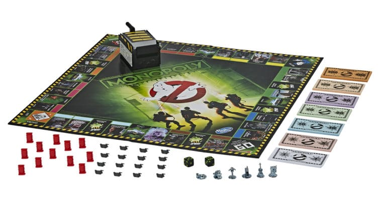 Monopoly: Ghostbusters Edition gets a new version from Hasbro 15