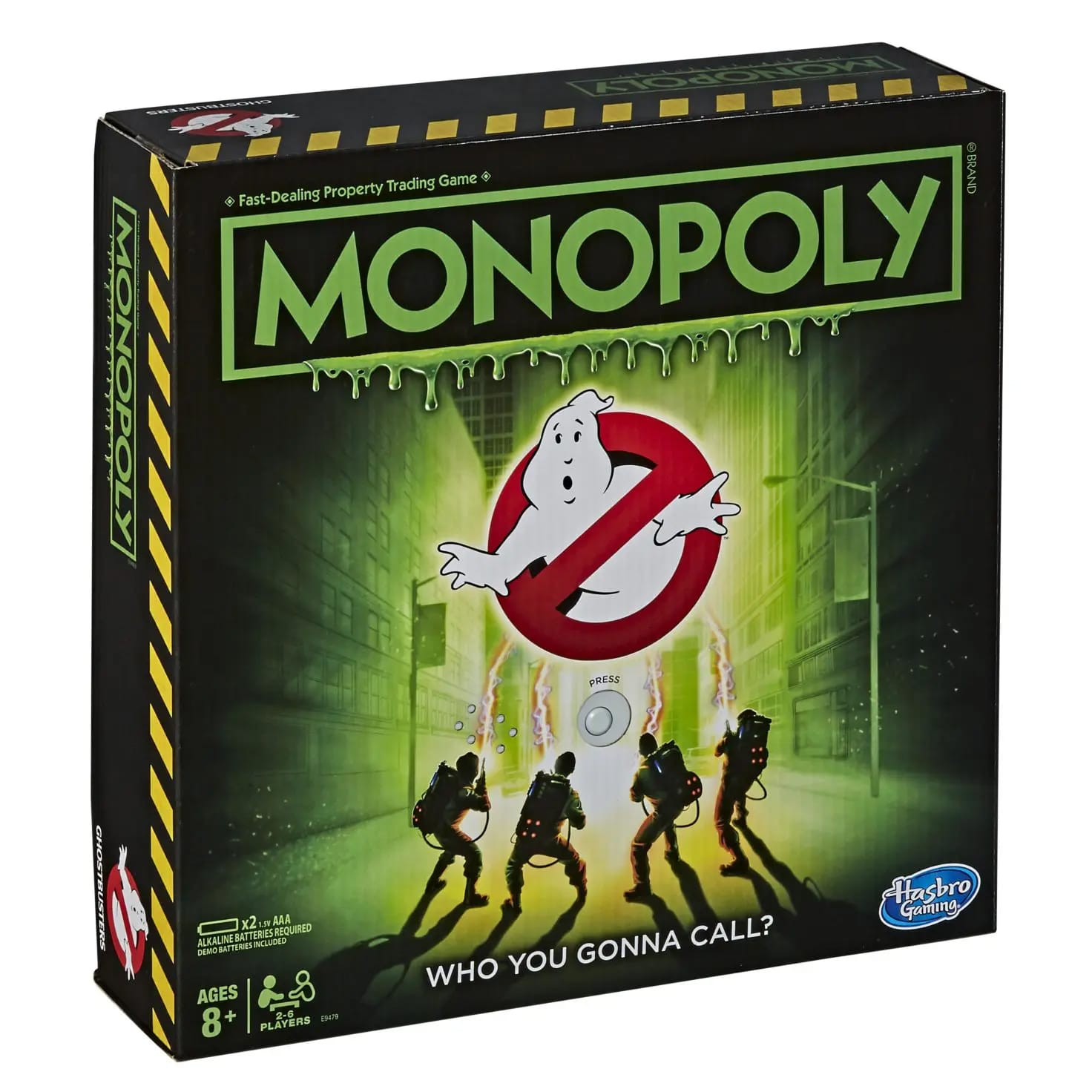 Monopoly: Ghostbusters Edition gets a new version from Hasbro 16
