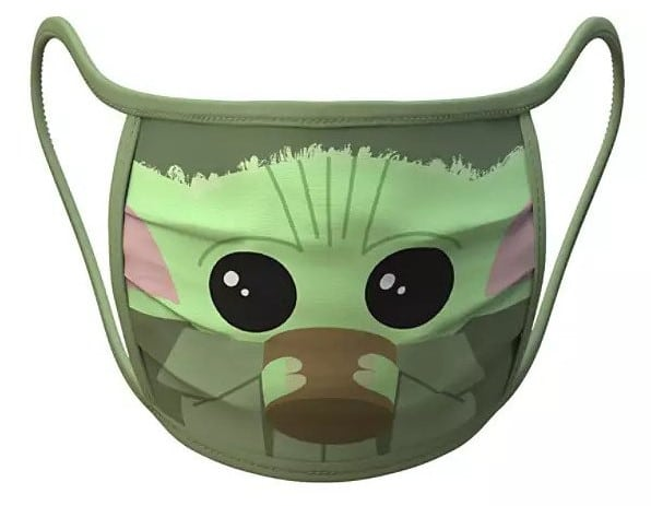 Baby Yoda face mask is totally the world's most adorable PPE 21